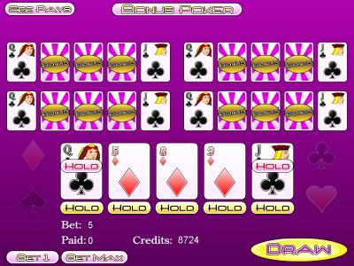 Download Five Play Bonus Poker