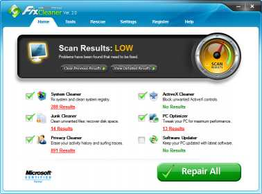 Download FixCleaner