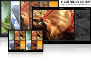 Download Flash Fusion Gallery DW Extension