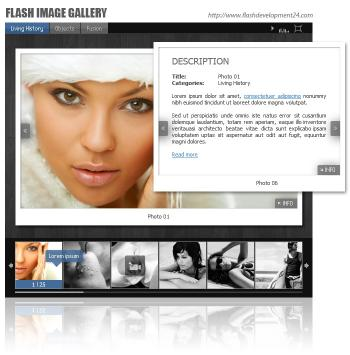 Download Flash Image Gallery DW Extension