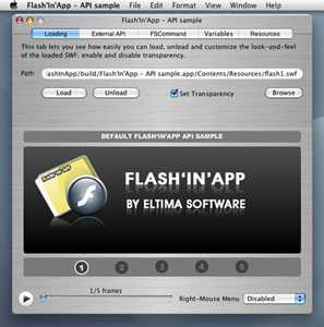 FlashInApp