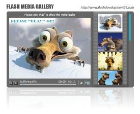 Download Flash Media Gallery DW Extension
