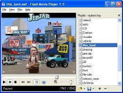 Download Flash Movie Player