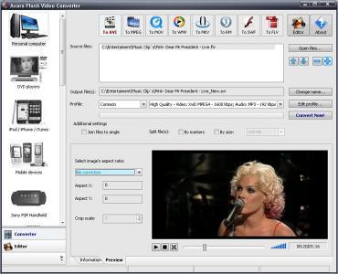 Download Flash Video Converter