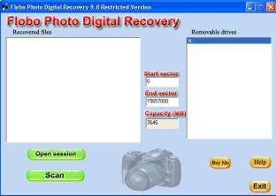 Download Flobo Photo Digital Recovery