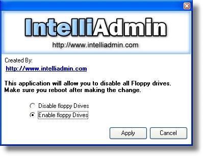 Download Floppy Remote Drive Disabler