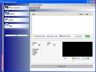 Download FLV VideoConstructor FREE