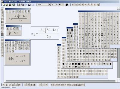 Download fMath Web Editor