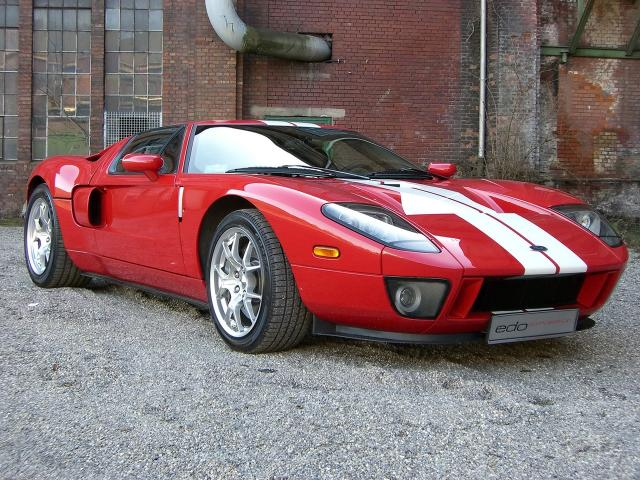 Download Ford GT Screensaver