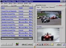 Download Formula1 Organizer Deluxe