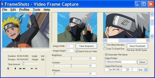 Download FrameShots