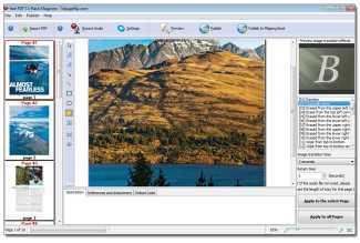 Free 3DPageFlip PDF to Flash Magazine