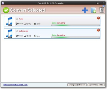 Download Free AMR to MP3 Converter