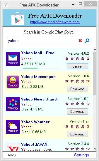 Free APK Downloader