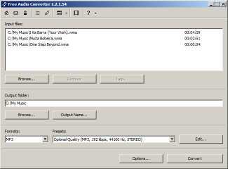 Download Free Audio Converter
