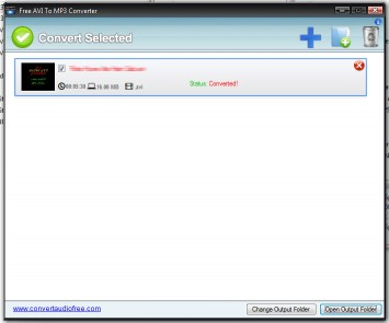 Download Free AVI to MP3 Converter Pro
