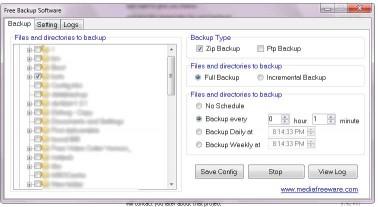 Download Free Backup Software
