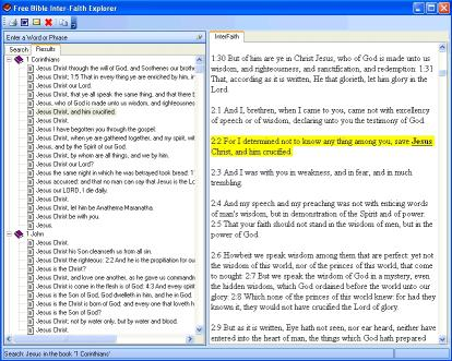 Download Free Bible InterFaith Explorer