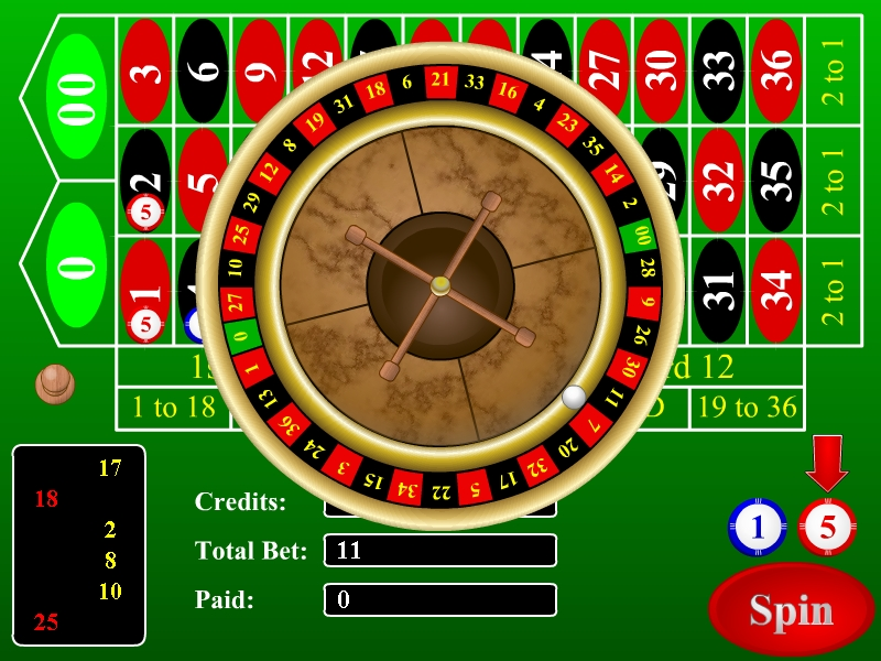 Roulette casino download free casino for fun