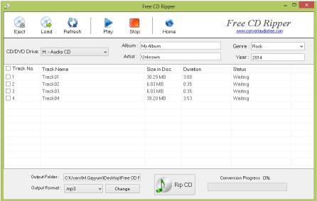 Download Free CD Ripper