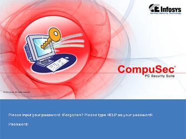Download Free CompuSec (Ger) 32bit
