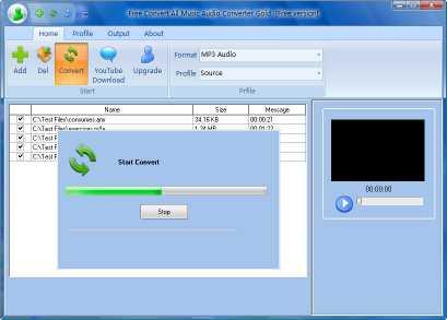 Download Free Convert All Music Audio Converter