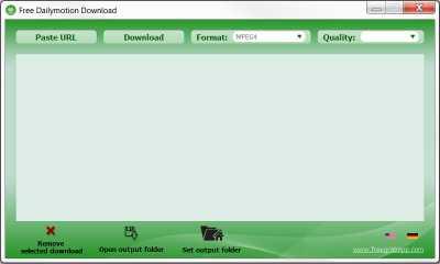 Free Dailymotion Downloader