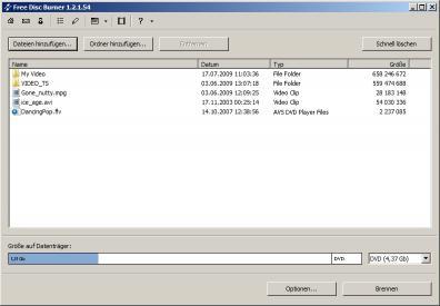 Download Free Disc Burner