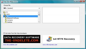 Download Free Disk Wipe