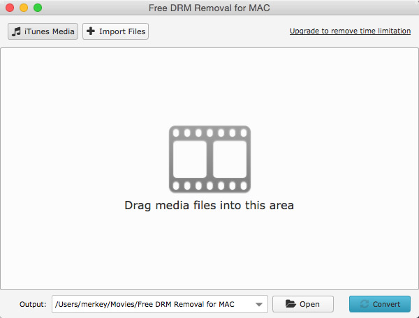 Free DRM Removal for Mac - standaloneinstaller com