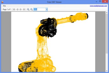 Download Free DXF Viewer