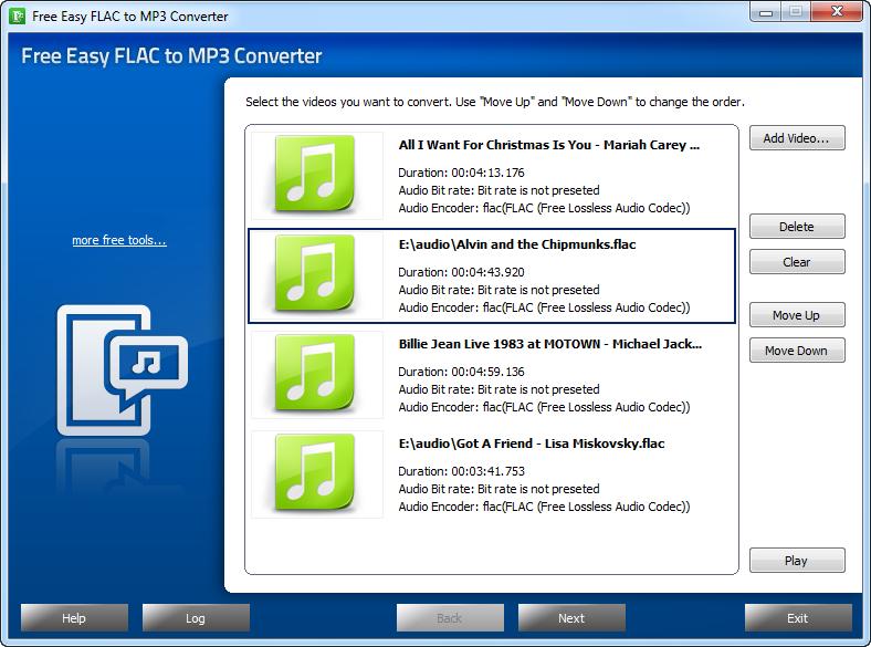 Free Flac Converter