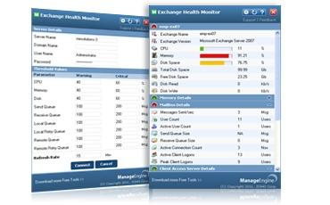 Download Free Exchange Health Monitor