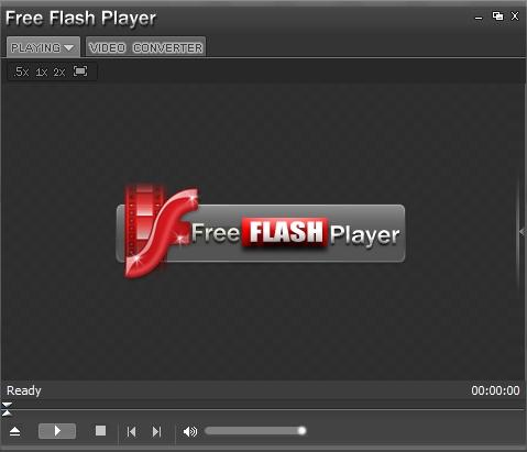Download Free Flash Player (FLV Player)