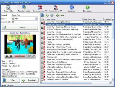 Download Free FLV Converter