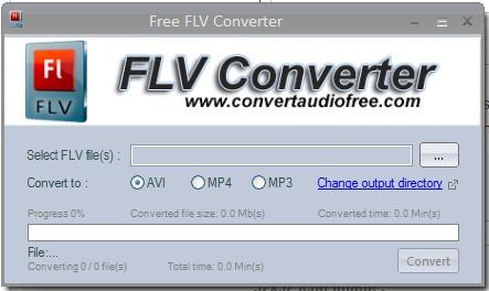 Download Free FLV Converter pro