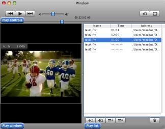 Download Free FLV Player for Mac