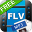 Free FLV to MP3 Converter by T7R Studio
