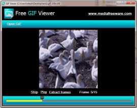 Free GIF Viewer