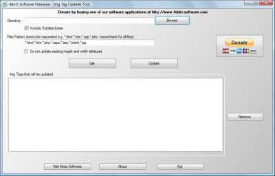 Free Html Img Tag Updater Tool
