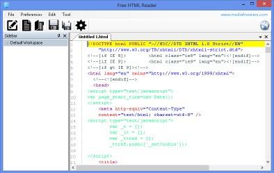 Download Free HTML Reader
