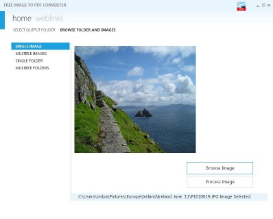 Download Free Image to PDF Converter