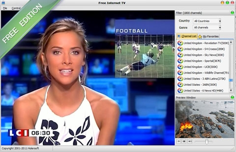 internet tv download free full
