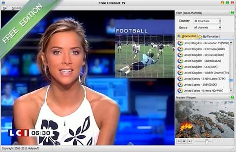 Download Free Internet TV