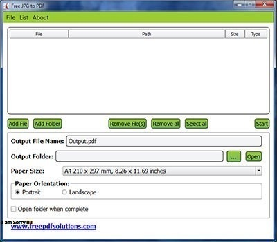 convert jpg to pdf software download free