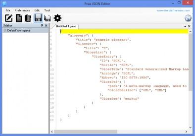 Download Free JSON Editor