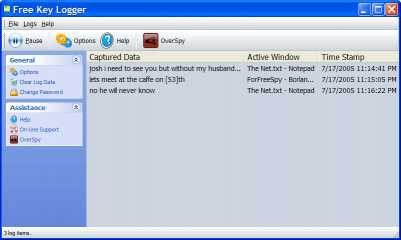 Download Free Key Logger