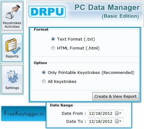 Download Free Keylogger