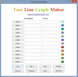 Download Free Line Graph Maker