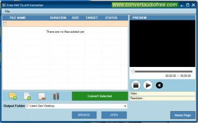 Download Free M4V to AVI Converter Pro